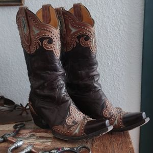 Old Gringo Ladie's Boots